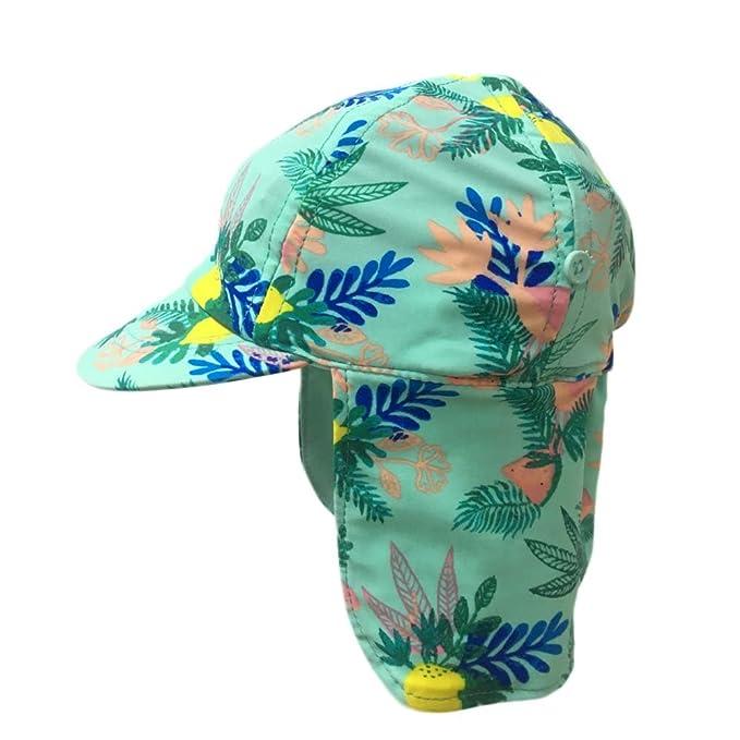 Niños Verano Sombrero para el Sol 662e1eef059