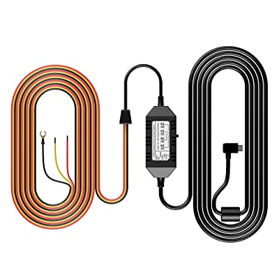 VIOFO HK3 Acc 3-Wire Hardwire Cable 4 Meters for Parking Mode for A129 / A119 V3 Dash Cam: Home Audio & Theater [5Bkhe2011119]