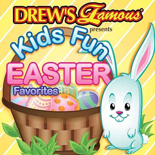 Kids Fun Easter Favorites CD