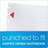 Ampad Letter-sized, Wide-ruled Refill Sheets for