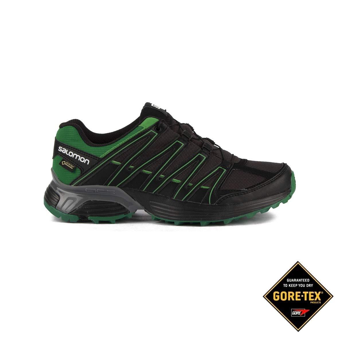 Salomon Zapatilla XT Asama GTX Phantom Fern Green Negro Verde Hombre - 43 1/3, Hombre: Amazon.es: Zapatos y complementos