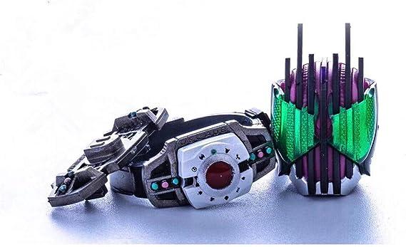 Rider Fans NEO decade SHF 改造用パーツヘッド激情態 変身ベルト付き