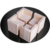 Houten Meubels Opslag Riser Lifters, Bed Riser Heavy Duty Meubelverhogers Voor Tafel/Bank/Stoel/Kast, Set Van 4…