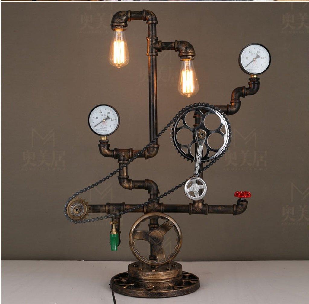 LHP creative industries lampe büro loft bar rohre persönlichkeit schlafzimmer lampe studie lampe Energiesparen