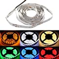 Led Strip Lights - 2m 9.6w 60 Smd 3528 Non-Waterproof ble Light Strip Lamp 12v Dc Cutable Decorative Light - Light Strip Waterproof Lights Tape Non-Waterproof - Led - 1PCs