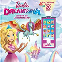 Barbie Dreamtopia: Storybook and Cell Phone Projector (Movie Theater)