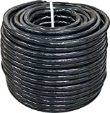 Vinyl Hydroponic Irrigation Flexible Hose Grow Supply 3/4inch 100FT