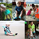 JIASUQI Summer Casual Skin Water Shoes Socks for