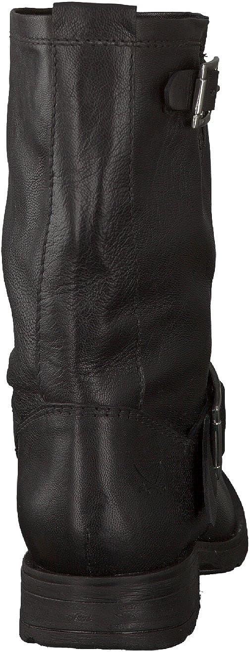 Sansibar, Damen Stiefel, schwarz, RENO Art. 43146, Größe 42