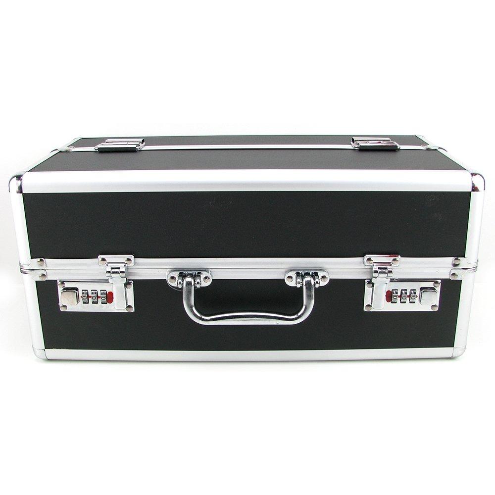 Large Lockable Vibe Case (Black)