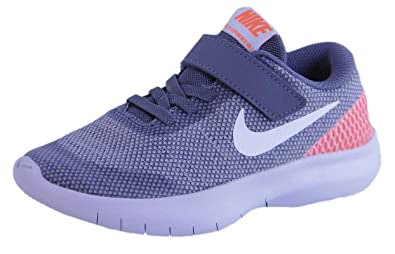 538c42d567acd Nike Flex Experience RN 7 (PSV) Gunsmoke White-Vast Grey (1