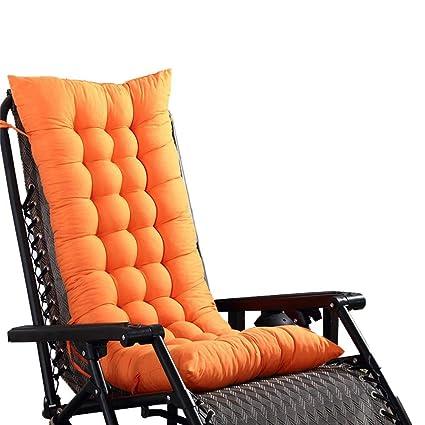 Cojín para silla Cojín de algodón de color sólido Oficina de ...