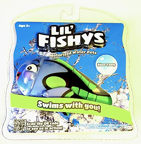 lil fishys motorized water pets instructions