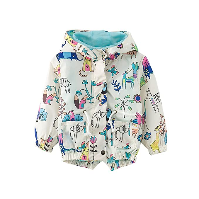 7148f6f43 Amazon.com  Norbi Kids Baby Boys  Hooded Windbreaker Jacket  Clothing