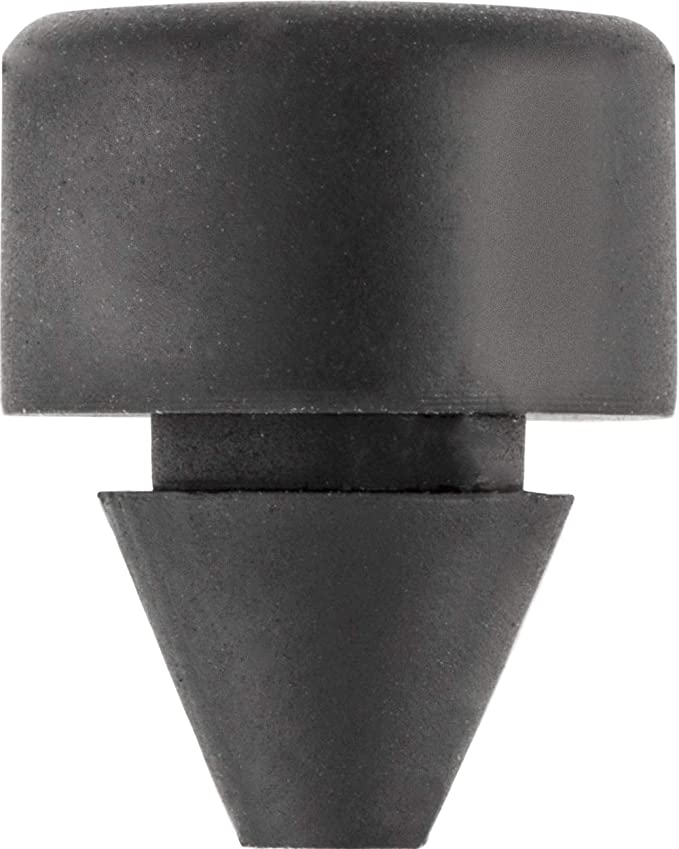 Clipsandfasteners Inc 25 Bumper Cover Turn /& Lock Retainer For GM 11610049