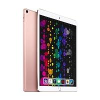 Apple iPad Pro 10.5-inch (64GB, Wi-Fi, Rose Gold) 2017 Model
