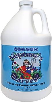 Neptune's Harvest Fish & Seaweed 2-3-1 Fertilizer For Fruit Trees