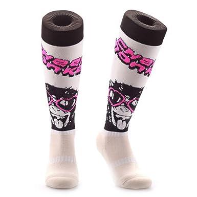 Samson Hosiery ® Mono impresión Funky Novedad Moda Regalo Calcetines de fútbol RUGBY deportes y Casual