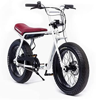 Super 73 Z1 36V Lithium Ion Battery Electric Motorbike
