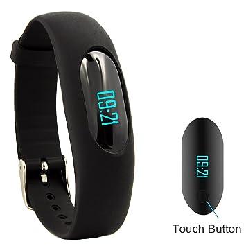 Willful Schrittzähler Armband Fitnessarmband Ohne Bluetooth Mit