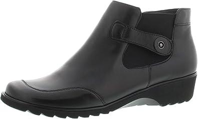 ARA Andros Stiefelette schwarz: : Schuhe & Handtaschen