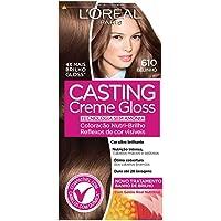 Coloração Casting Creme Gloss, L'Oréal Paris, 610 Beijinho