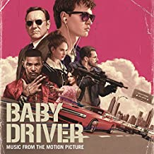 Baby Driver (Music From The Motion P Icture) (Vinyl)