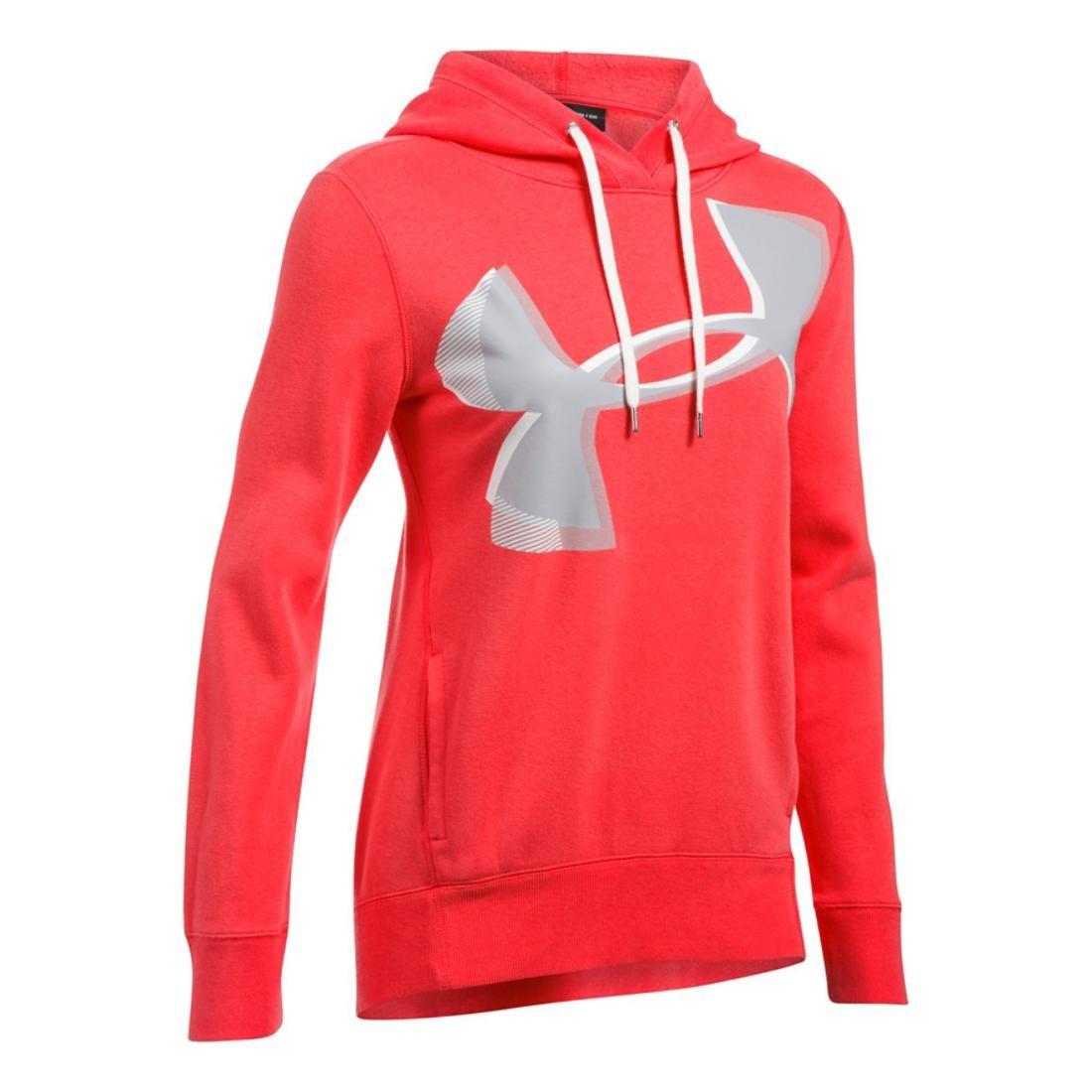 世界有名な (アンダーアーマー)UNDER ARMOUR ARMOUR フェイバリットフリースエクスプローデッドロゴ(ライフスタイル/パーカー/WOMEN)[1308273] B075DDPQBC Red/Grey Marathon Red B075DDPQBC/Grey XX-Small XX-Small Marathon Red/Grey, 永源寺町:f4d0aba9 --- arcego.com.br