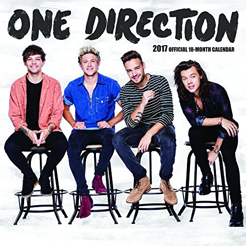 One Direction 2017 Mini 7x7 Global (Multilingual Edition)