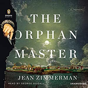 The Orphanmaster Hörbuch