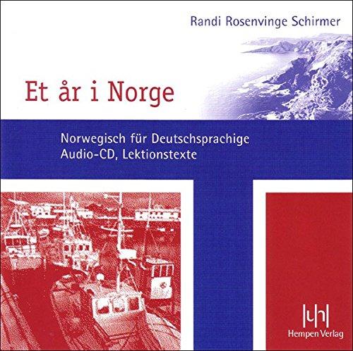 Et år i Norge: Audio-CD: Lektionstexte