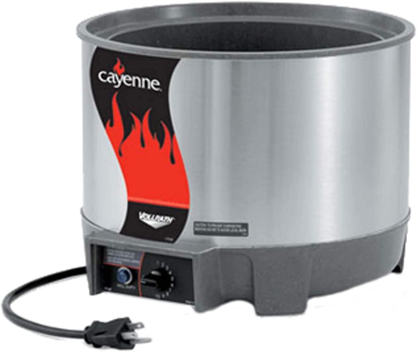 Vollrath Cayenne 11 qt. Round Heat 'N Serve Food Warmer