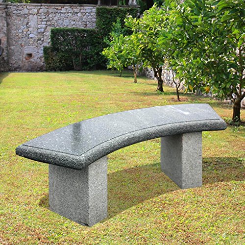 gartentraum granit bank f r den garten almada 140cm. Black Bedroom Furniture Sets. Home Design Ideas