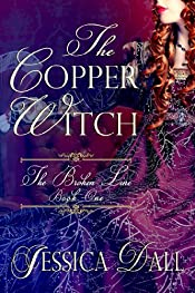 The Copper Witch (The Broken Line Book 1)