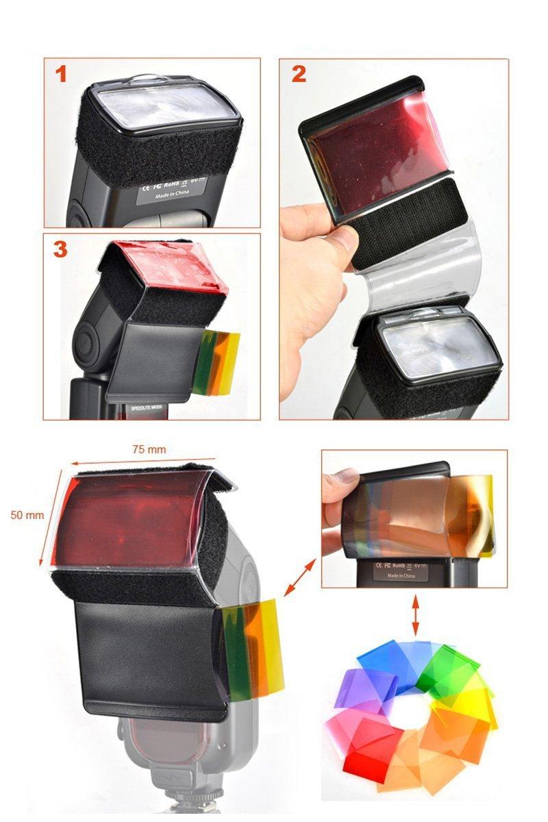 Flashes con zapata Godox TT685 N i-TTL 2.4G Maestro-Esclavo Flash ...