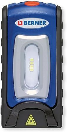 Berner Pocket deLux Bright LED Lampe Werkstattlampe: Amazon