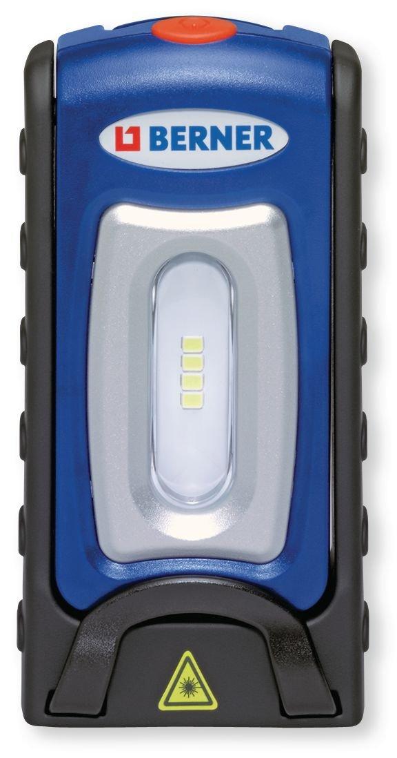 Berner Pocket deLux Bright LED Lampe Werkstattlampe inkl. Ladekabel