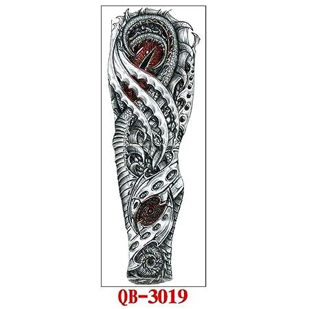 Handaxian 3 Unids Brazo Completo Tatuaje Pegatinas Brazo ...