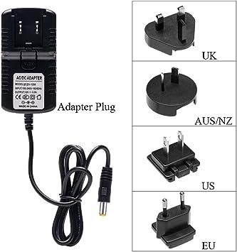 Convertidor de corriente universal todo en uno de Camecho; 110-240 ...
