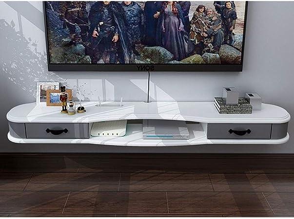 Estante Moderno soporte flotante para televisor Estante para ...