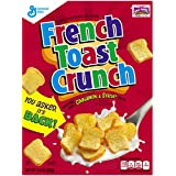 French Toast Crunch Cereal Box, 11.6 oz