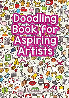 Book Doodling Book for Aspiring Artists