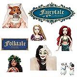 Disney Designer Collection Doll Set
