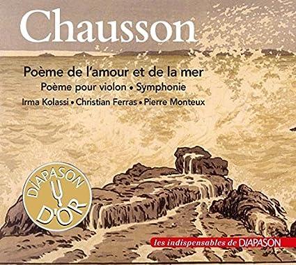 Pierre Monteux Luis De Froment Chausson Symphony In B