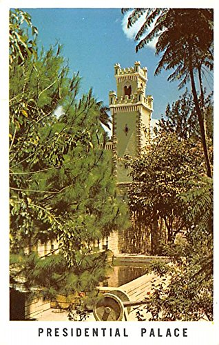 Presidential Palace Tegucigalpa Honduras, Central America Postcard