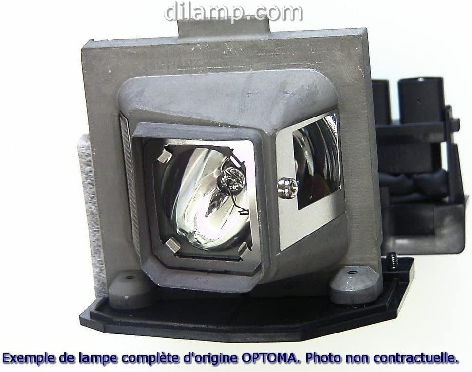 Projector Lamp Assembly with Genuine Original Philips UHP Bulb inside. EP910 Optoma Projector Lamp Replacement