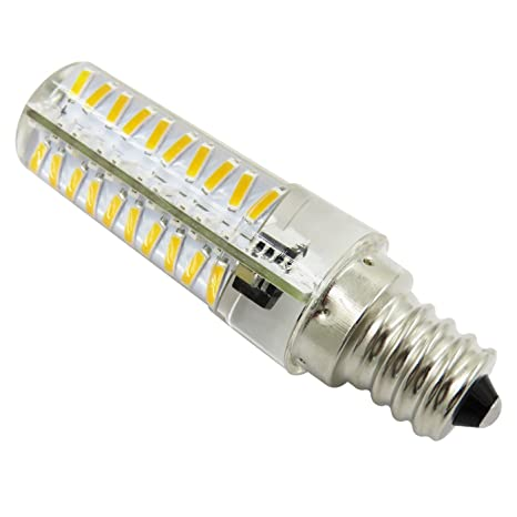 Pack de 10, C7 E12 bombilla LED regulable 110 V 120 V CA 4,