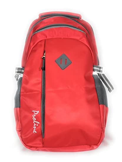 2e4ab0dcaa MIVERA Backpack 19 L Proline Red for School Collage and Office - Buy MIVERA Backpack  19 L Proline Red for School Collage and Office Online at Low Price in ...