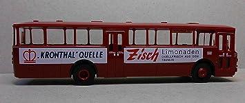 Mercedes-Benz O 317 DB Zisch Limonaden Taunus