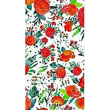 TF PUBLISHING 2017-2018 Floral 2 Year Pocket Calendar